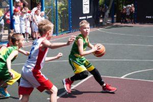 46ой Всероссийский Фестиваль мини-баскетбола в Анапе. Юноши 2010 г.р